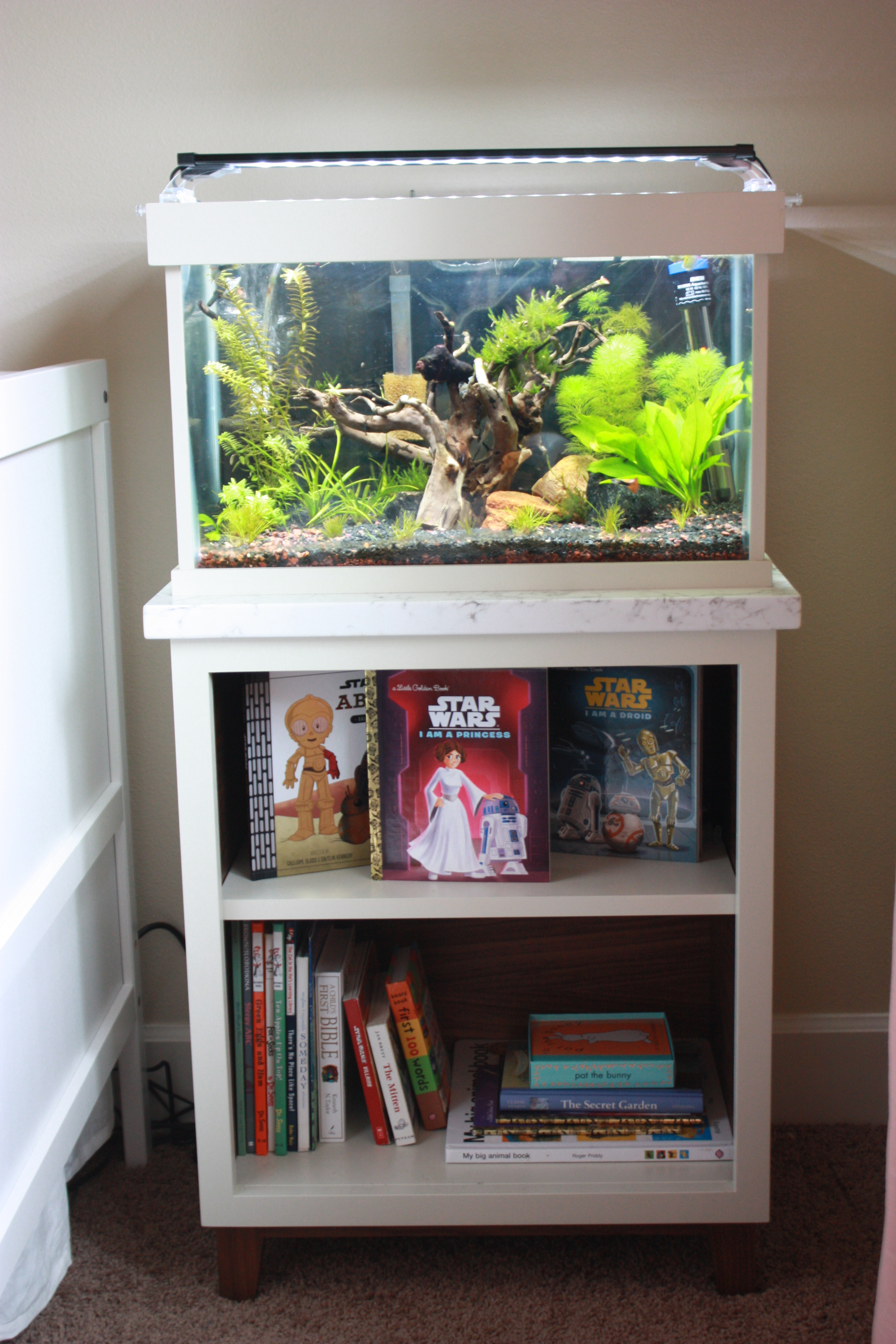 Fish Tank Stand By Daniel Olufson Design Records