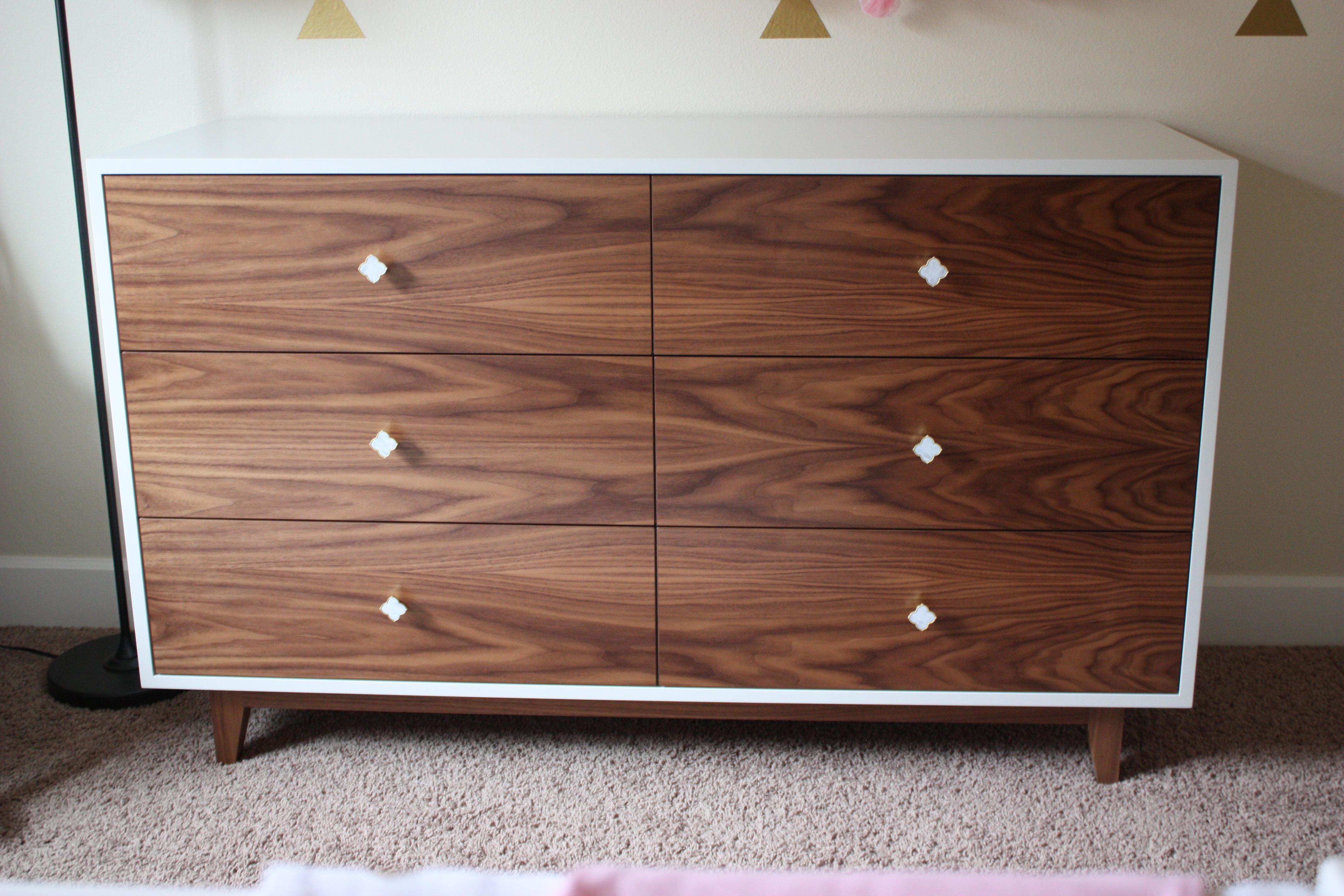 Mid Century Modern Dresser By Daniel Olufson Design Records