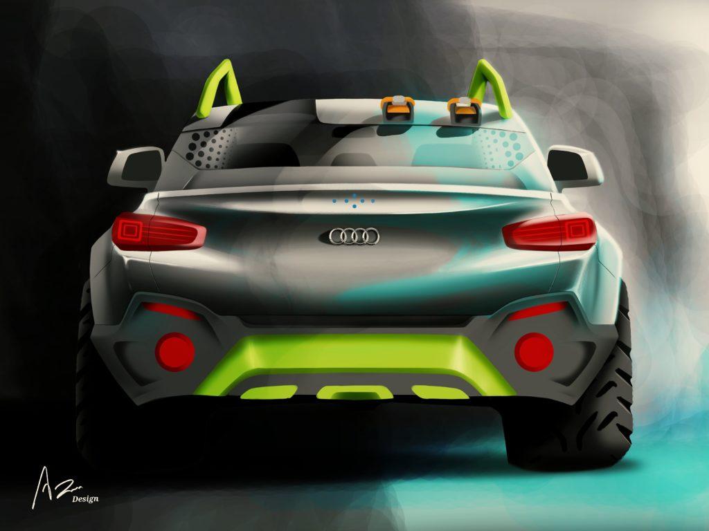 AUDI_Pickup_CYCE_Concept_Design_Sketch-Mohammad_Reza