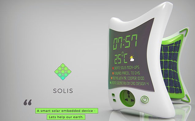 Solis smart device