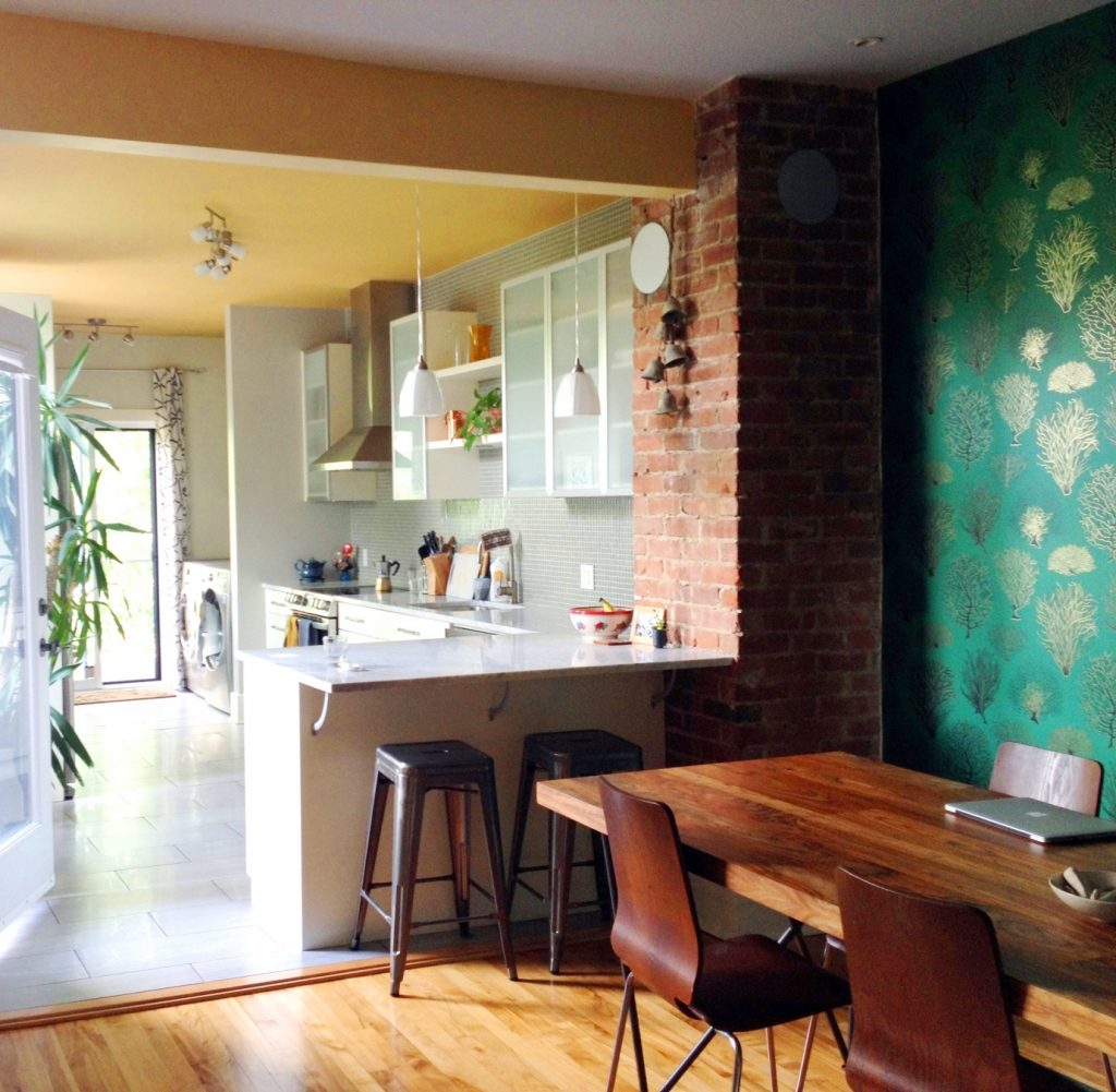 Eclectic dinning room-Versa Style Design