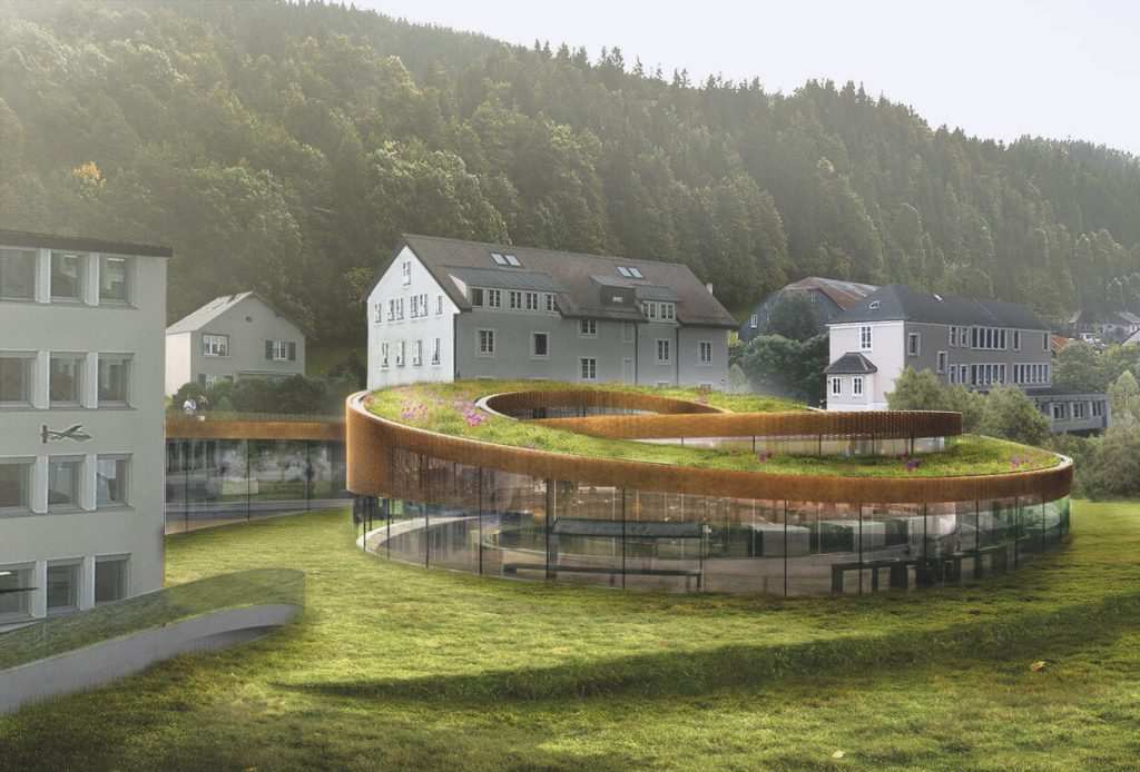 Musée Atelier Audemars Piguet, Switzerland, BIG