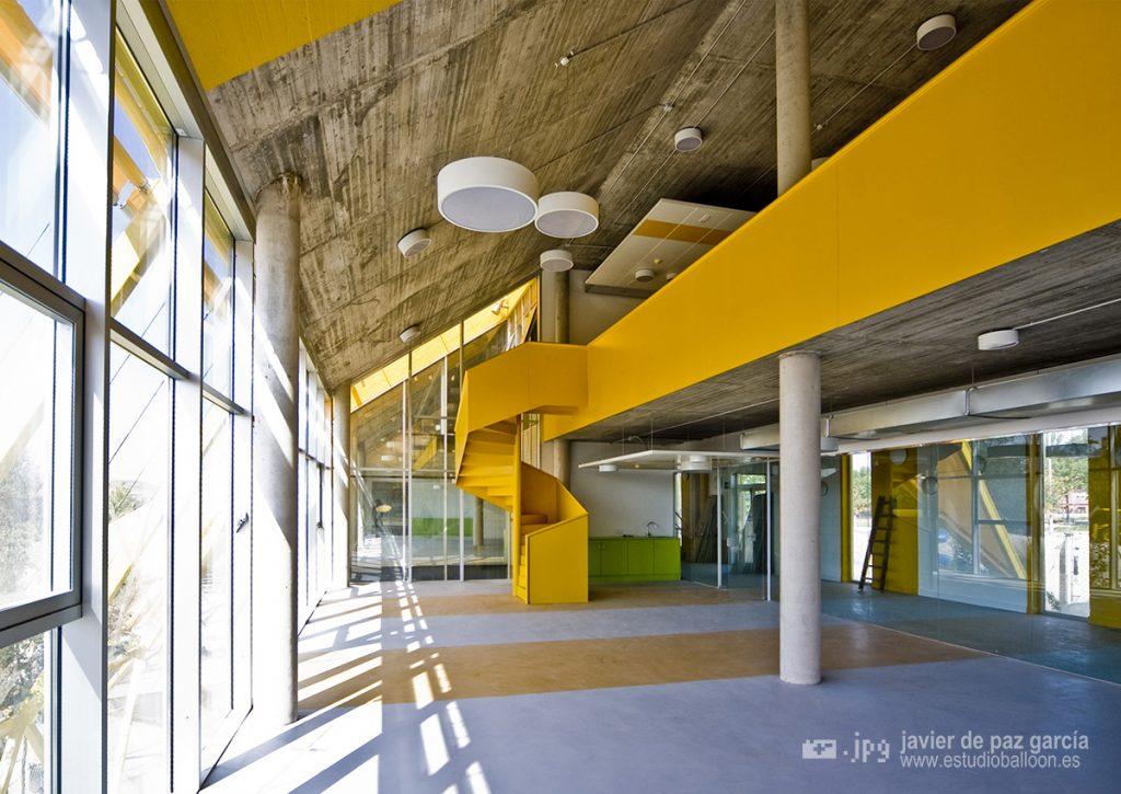 NURSERY SCHOOL + PUBLIC SPACE · RIVAS